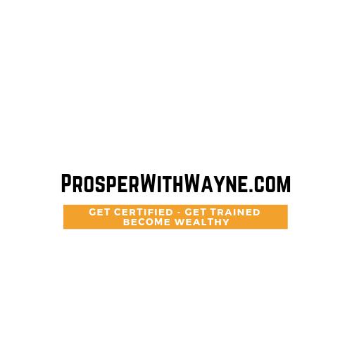 ProsperWithWayne.com