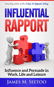 Influential Rapport with James Seetoo!