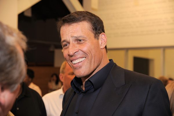 Tony Robbins & Priming Your Unconscious Mind!